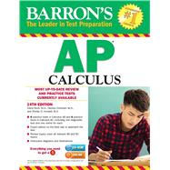 Barron's Ap Calculus by Bock, David; Donovan, Dennis; Hockett, Shirley O., 9781438076744