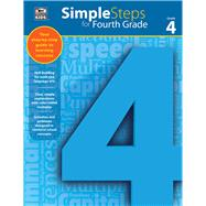 Simple Steps for Fourth Grade by Thinking Kids, 9781483826745