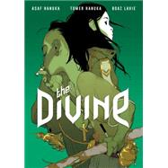 The Divine by Hanuka, Asaf; Hanuka, Tomer; Lavie, Boaz, 9781596436749