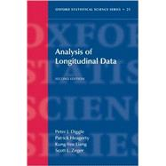 Analysis of Longitudinal Data by Diggle, Peter; Heagerty, Patrick; Liang, Kung-Yee; Zeger, Scott, 9780199676750