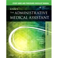 Kinn's the Administrative Medical Assistant: Study Guide and Procedure Checklist Manual by Proctor, Deborah, R.N., 9780323396752
