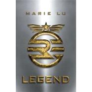 Legend by Lu, Marie, 9780399256752