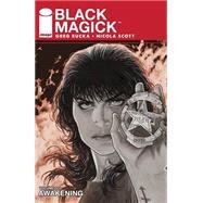 Black Magick 1 by Rucka, Greg; Scott, Nicola (CON); Arena, Chiara (CON); Wynne, Jodi (CON), 9781632156754