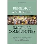 Imagined Communities by Anderson, Benedict, 9781784786755