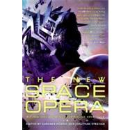New Space Opera : All-New Stories of Science Fiction Adventure by Dozois, Gardner, 9780060846756