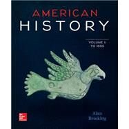American History: Connecting with the Past Volume 1 by Brinkley, Alan, 9780077776756
