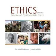 Ethics by MacKinnon, 9781285196756