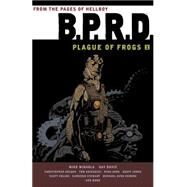 B.P.R.D. Plague of Frogs 1 by Mignola, Mike; Davis, Guy, 9781595826756