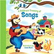 A Children's Treasury of Songs by Bleck, Linda, 9781454916758