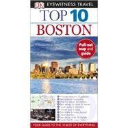 Top 10 Boston by Harris, Patricia ; Lyon, David ; Schultz, Jonathan, 9781465426758