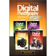 Scott Kelby's Digital Photography Boxed Set, Parts 1, 2, 3, and 4, Updated Edition by Kelby, Scott, 9780321966759