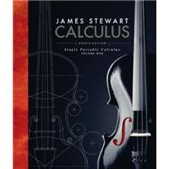 Single Variable Calculus, Volume 1 by Stewart, James, 9781305266759