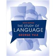 The Study of Language by Yule, George, 9781316606759
