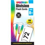 Spectrum Division Flash Cards by Spectrum, 9781483816760