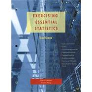 Exercising Essential Statistics by Berman, Evan M., Ph.D.; Wang, XiaoHu, Ph.D., 9781608716760