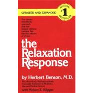 Relaxation Response by Benson H Klipper M, 9780380006762