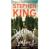 Different Seasons Four Novellas by King, Stephen, 9781501156762