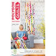 Polygon Quilts Pattern by Sampou, Jennifer, 9781617456763