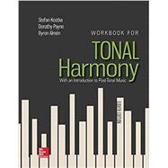 Workbook/Tonal Harmony by Kostka, Stefan, 9781259686764