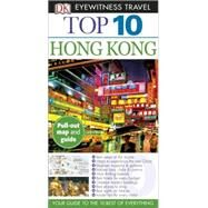 Top 10 Hong Kong by Fitzpatrick, Liam ; Gagliardi, Jason ; Stone, Andrew, 9781465426765