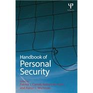 Handbook of Personal Security by Carroll; Patrick J., 9781848726765