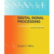 Digital Signal Processing with Student CD ROM by Mitra, Sanjit, 9780077366766