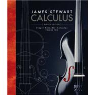Single Variable Calculus, Volume 2 by Stewart, James, 9781305266766