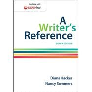 A Writer's Reference by Hacker, Diana; Sommers, Nancy, 9781457666766