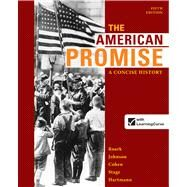 The American Promise: A Concise History, Combined Volume by Roark, James L.; Johnson, Michael P.; Cohen, Patricia Cline; Hartmann, Susan M.; Stage, Sarah, 9780312666767