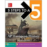5 Steps to a 5: AP European History 2017 by Brautigam, Jeffrey, 9781259586767