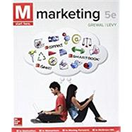 GEN COMBO M:MARKETING; CONNECT 1S ACCESS CARD by Grewal, Dhruv; Levy, Michael, 9781259896767