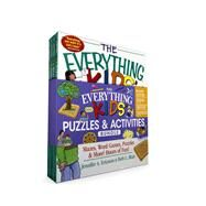 The Everything Kids' Puzzles & Activities Collection 9781507206768N