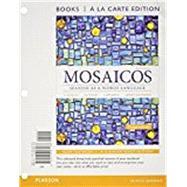 Mosaicos Spanish as a World Language, Books a la Carte Plus MySpanishLab with eText (multi-semester access) -- Access Card Package by Castells, Matilde Olivella; Guzmán, Elizabeth E.; Lapuerta, Paloma E.; Liskin-Gasparro, Judith E., 9780133906769