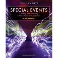 Special Events by Goldblatt, Joe, 9781118626771