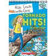 Tornado Hits!: A Branches Book (Hilde Cracks the Case #5) by Lysiak, Hilde; Lysiak, Matthew; Lew-Vriethoff, Joanne, 9781338266771