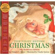 The Night Before Christmas by Moore, Clement Clarke; Santore, Charles, 9781604336771