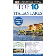 Top 10 Italian Lakes by Ratcliffe, Lucy, 9781465426772