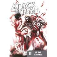 Attack on Titan 11 by ISAYAMA, HAJIME, 9781612626772