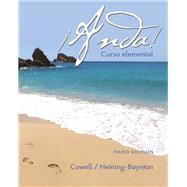 ¡Anda! Curso elemental by Cowell, Glynis L.; Heining-Boynton, Audrey L., 9780134146775