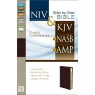 Classic Comparative Side-By-Side Bible by Not Available (NA), 9780310436775