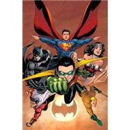 Batman and Robin Vol. 7: Robin Rises (The New 52) by TOMASI, PETER J.GLEASON, PATRICK, 9781401256777
