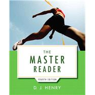 The Master Reader by Henry, D. J., 9780321916778