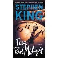 Four Past Midnight Stories by King, Stephen, 9781501156779