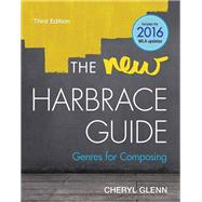 The New Harbrace Guide Genres for Composing by Glenn, Cheryl, 9781305956780