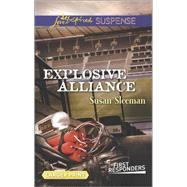 Explosive Alliance by Sleeman, Susan, 9780373676781
