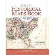 The Family Tree Historical Maps Book by Dolan, Allison, 9781440336782
