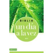 Biblia un día a la vez NVI / NIV Once-a-Day Bible by Zondervan Publishing House, 9780829766783