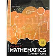 Prentice Hall Mathematics Course 2 Common Core 2013 Edition by Pearson, 9781256736783