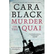 Murder on the Quai by Black, Cara, 9781616956783