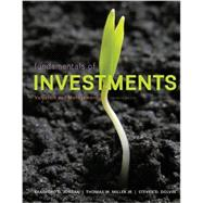 Loose-leaf Fundamentals of Investments with Stock Trak card by Jordan, Bradford; Miller, Thomas, 9780078096785